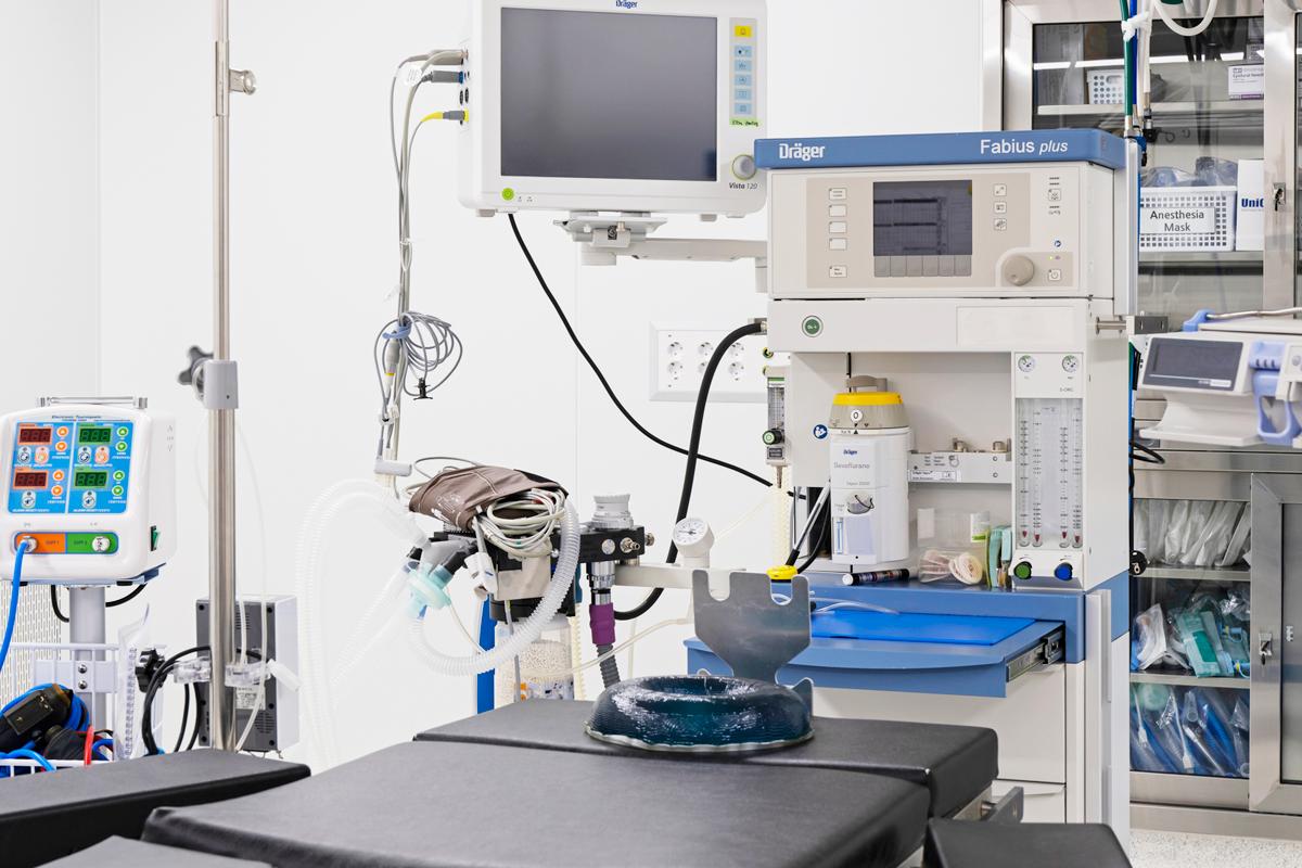 수술실 사진